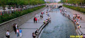 Suối Cheonggyecheon 1