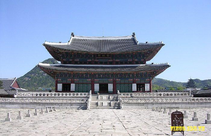 Cung Dien Gyenongbok ddieu Khong The Bo Lo Khi Den Seoul