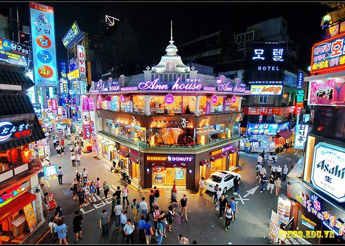 Khong The Bo Lo Khi Den Seoul