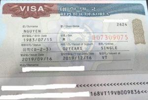 Ma Code Visa Du Học Han