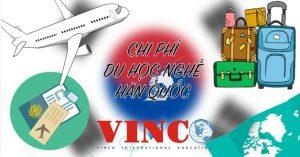 Chi Phi Du Hoc Nghe Han Quoc