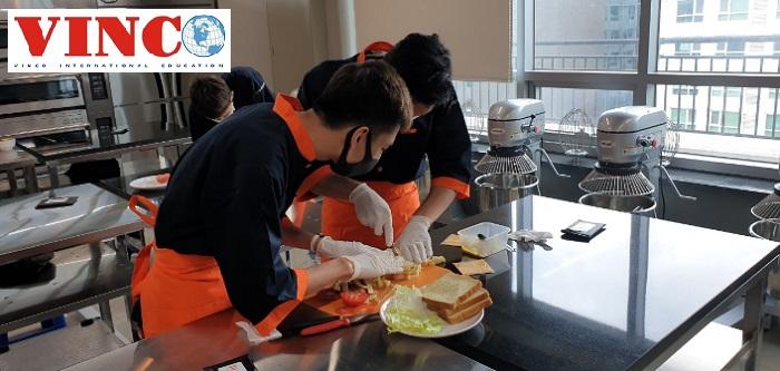 Du học nghề làm bánh tại Hàn Quốc