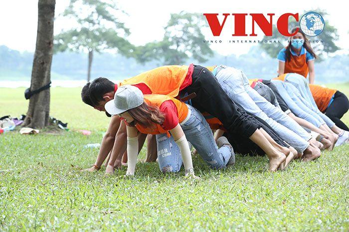 Teambuilding Vinco4 Result
