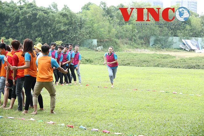 Teambuilding Vinco5 Result