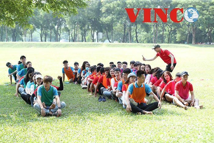 Teambuilding Vinco7 Result