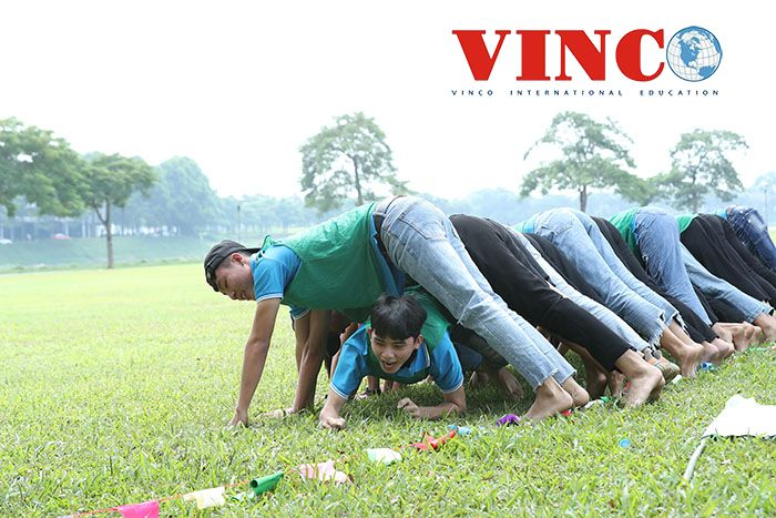Teambuilding Vinco8 Result