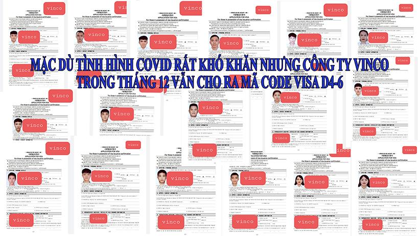 Mã Code Vinco